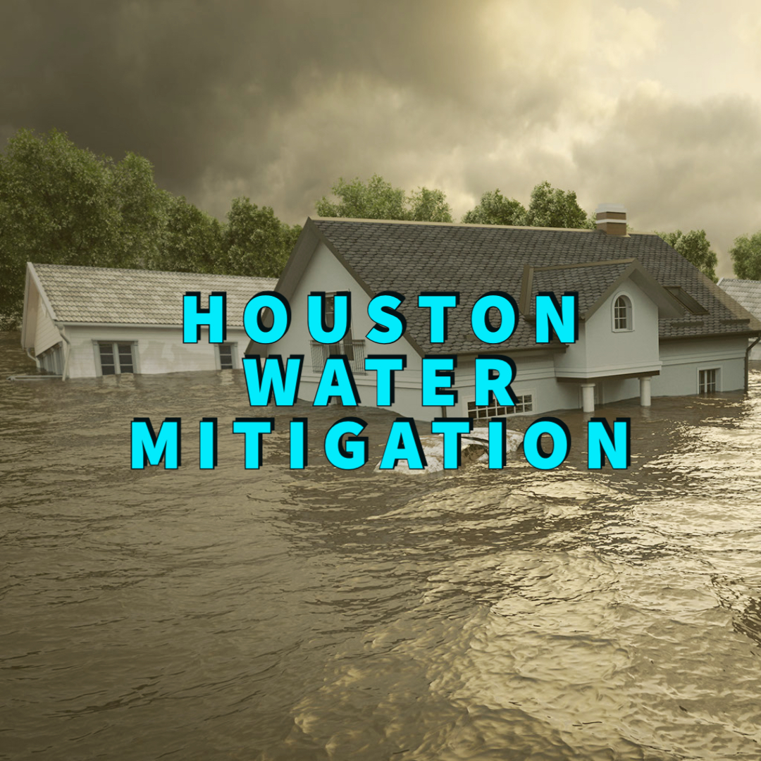 Houston water mitigation